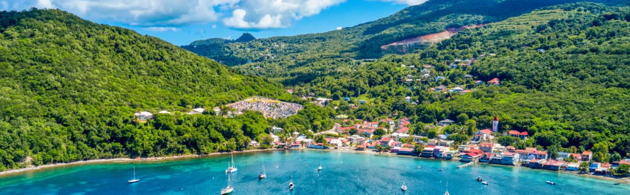Lodge-Coco-résidence O Coeur de Deshaies-Guadeloupe