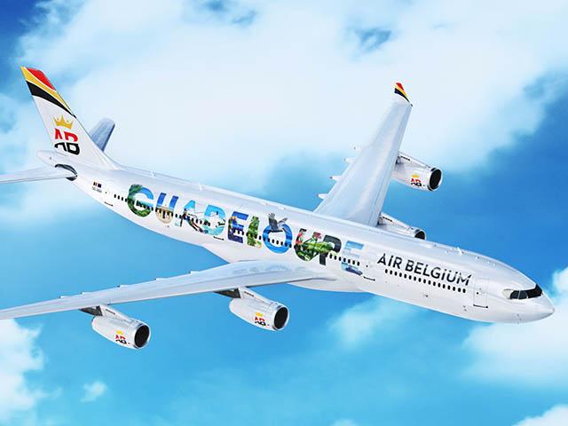 Air Belgium Guadeloupe