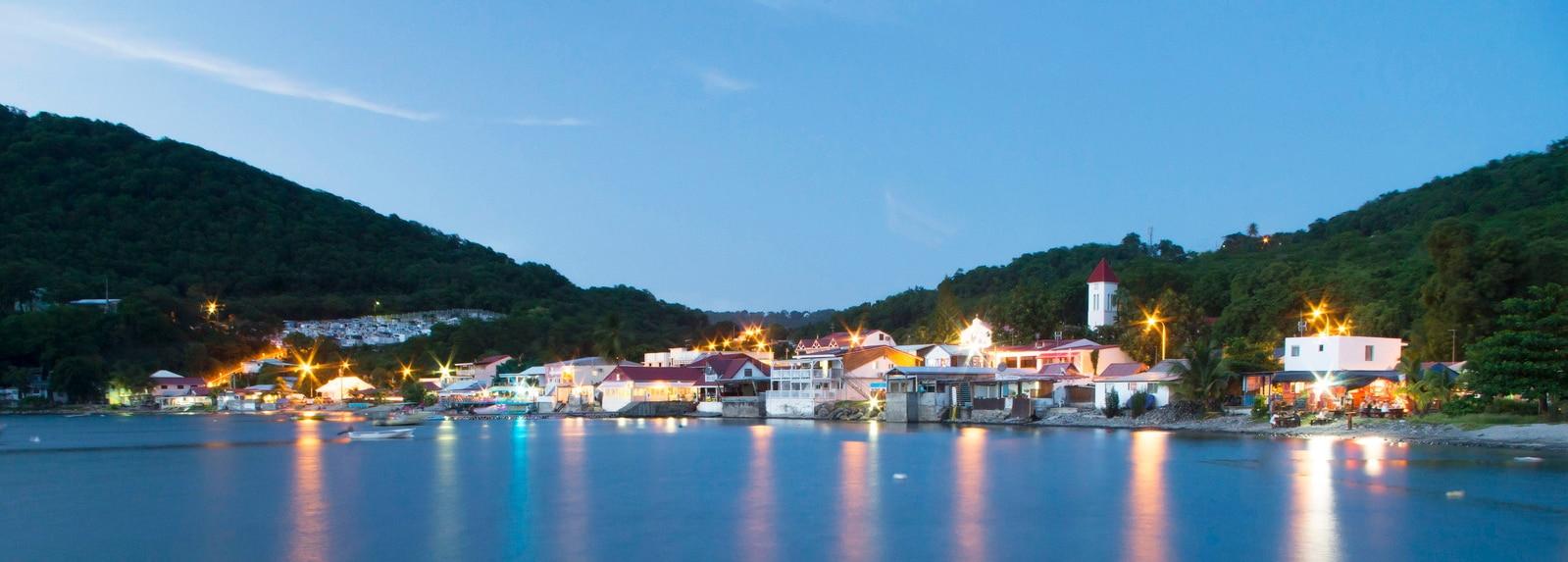 Village de Deshaies, Guadeloupe