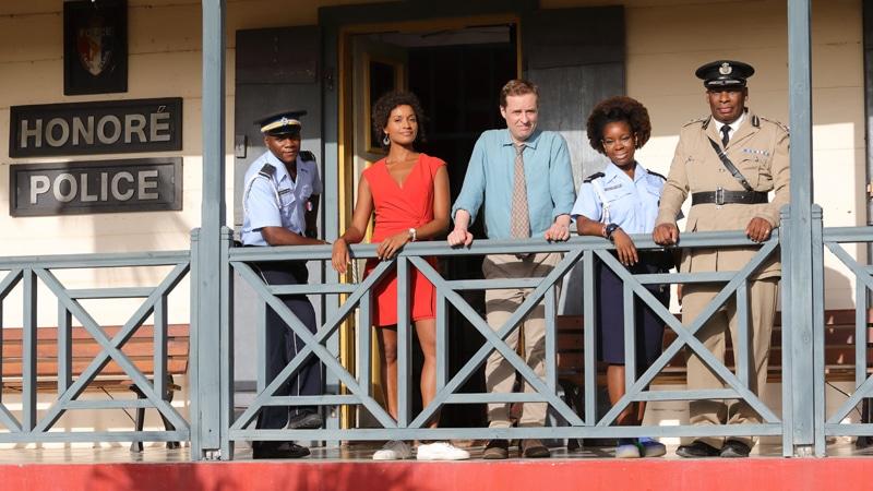 Meurtre au Paradis, Deshaies, Guadeloupe