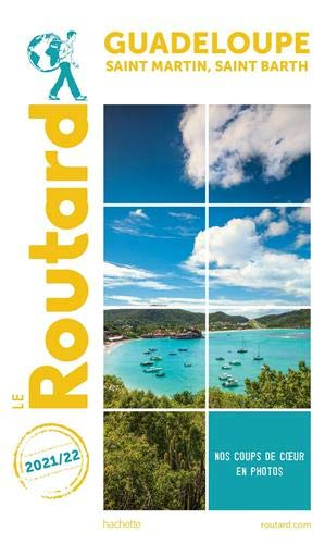 Guide du Routard Guadeloupe 2021